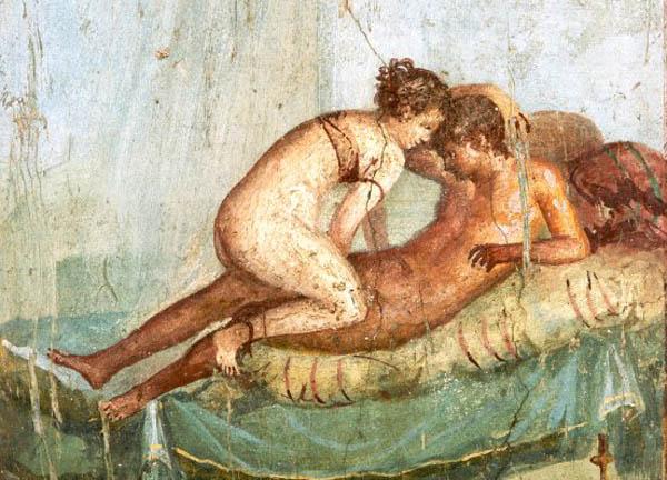 Prostituta na roma antiga