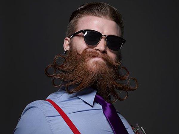 Pesquisa diz: é dos barbudos que elas gostam mais