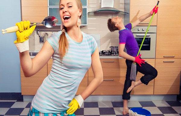 Atitudes simples que deixam qualquer dia mais feliz: limpe a casa