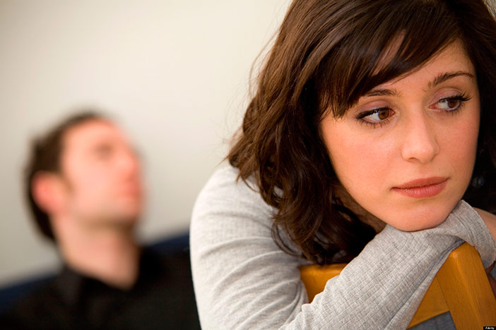 Marido sempre estressado e não se abre comigo