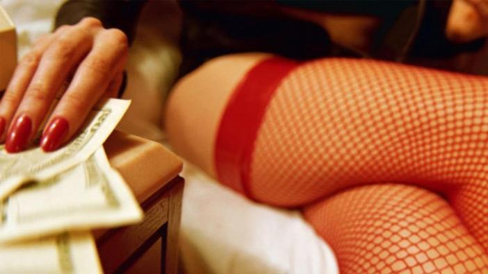 Namoro com uma prostituta
