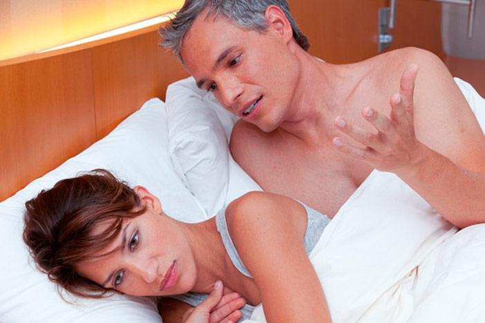 Minha mulher não está mais querendo sexo