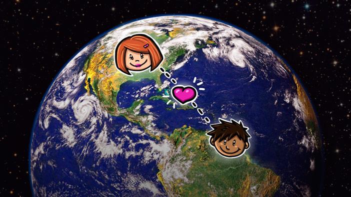 Namoro à distância pode dar certo?