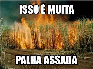 Palha-assada
