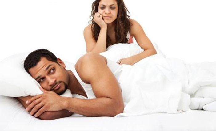Recusei fazer sexo oral no meu namorado e agora ele acha que não me satisfaz!