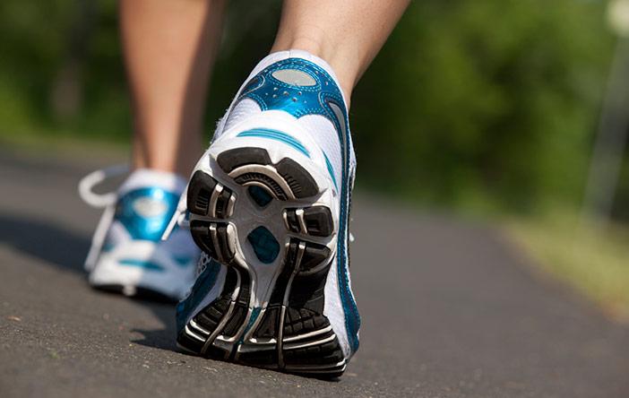 Não menospreze o poder da caminhada, ou de qualquer outro tipo de exercício físico