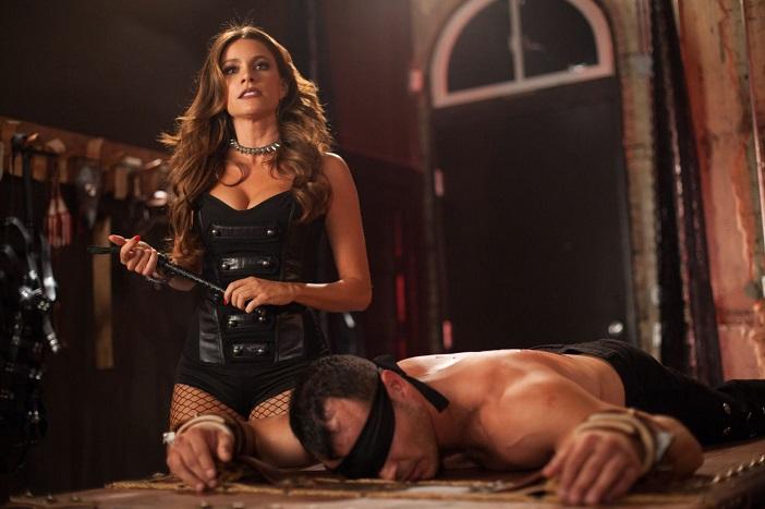 mulher dominadora