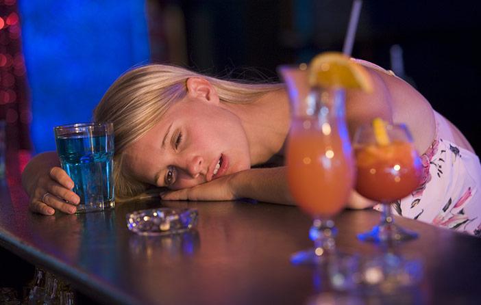 """Tive problemas com bebida, """"falava demais"""" e ele acabou me largando"""