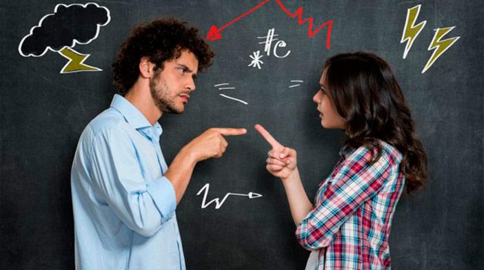Qual defeito o meu parceiro(a) pode ter?