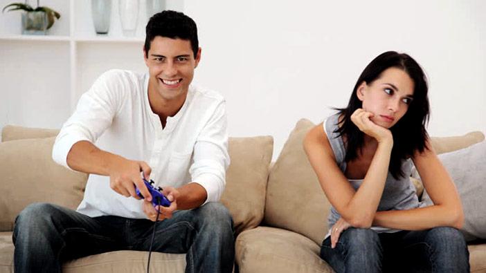 Como conciliar games e namoro?