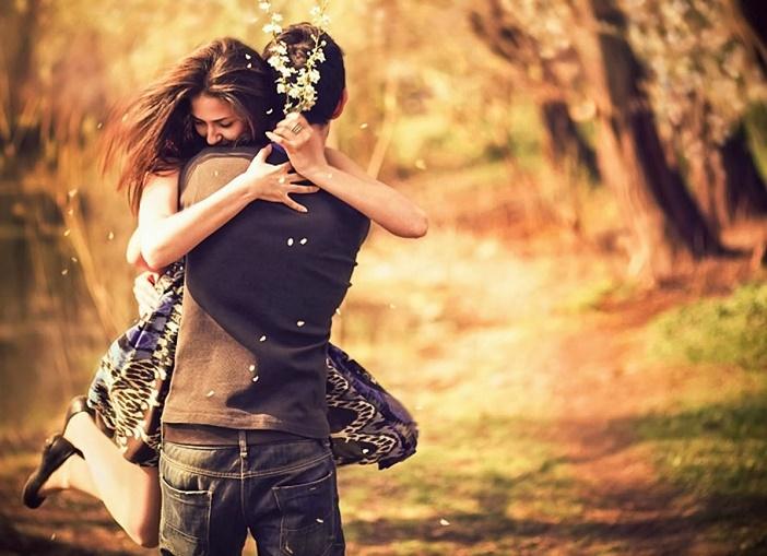 feliz no amor