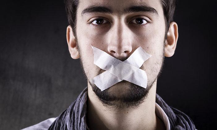 Uma reflexão sobre o famoso silêncio masculino