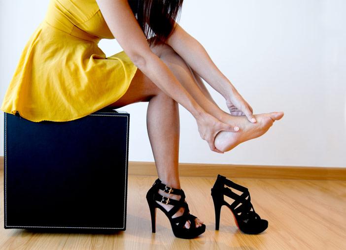 3 dicas para deixar seu sapato novo mais confortável!!