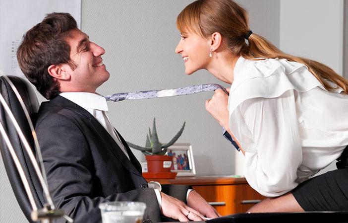 Sou chefe, porém quero ficar com meu subordinado!