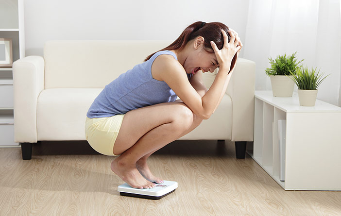 3 vilões que te fazem estagnar no peso e não emagrecer mais