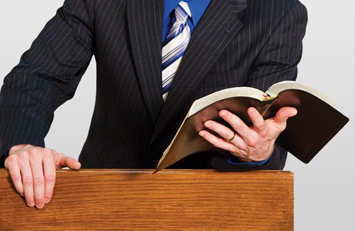 pastor evangelico