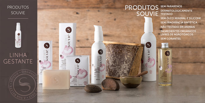 cosmeticos organicos para gestantes