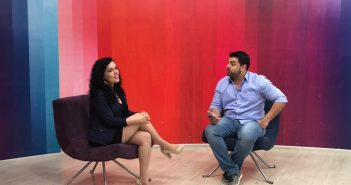 entrevista luiza costa tv band