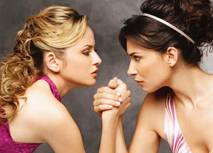 rivalidade entre mulheres