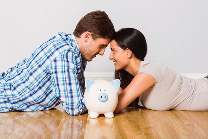 finanças do casal