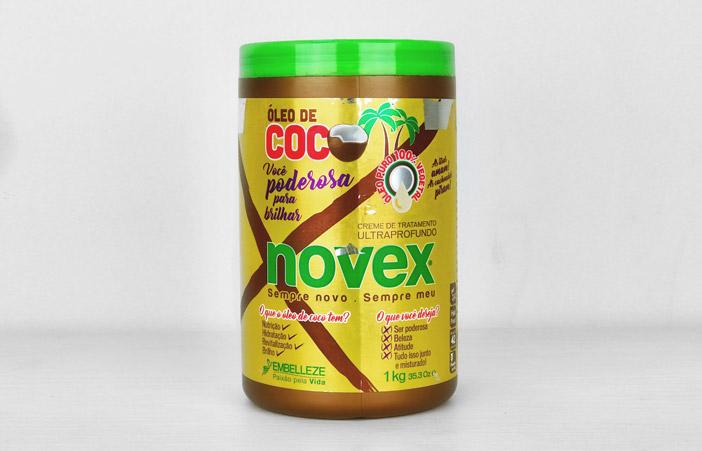 Hidratação com Oleo de Coco