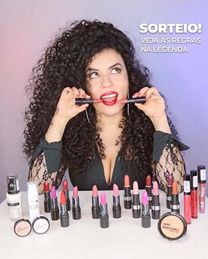 sorteio maquiagem